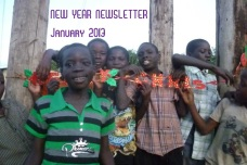 CLICK TO DOWNLOAD THE NEW YEAR NEWSLETTER  - JAN 2013